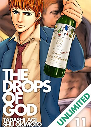 Drops of God (comiXology Originals) Vol. 11
